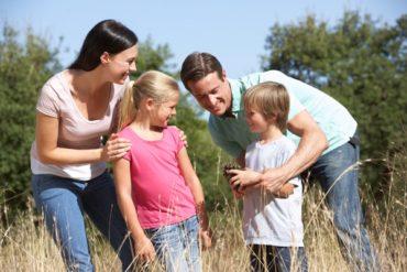 """Der Ehepaarkurs """"Zeit für die Liebe"""" in einer Familien(ferien)woche - Familienwoche für die Ehe"""